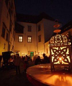 Vorweihnachtliche Klänge im Schloss