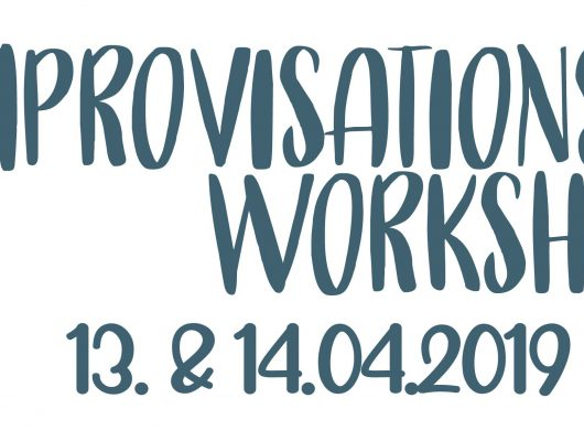 Workshop – IMPROVISATION